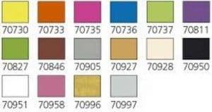 Набор Модельных Красок Vallejo 70112 16 Шт. Wargames Special