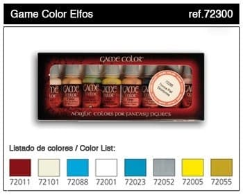 Game Color Elves (8) 17 ml.