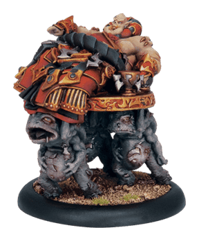 Skorne Dominar Rasheth Warlock BOX