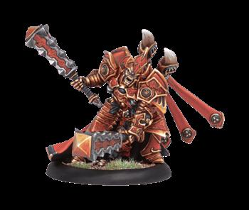 Skorne Warlock Tyrant Xerxis BLI