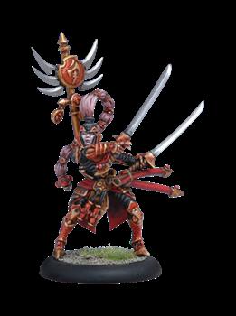 Skorne Warlock Archdomina Makeda BLI