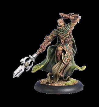 Circle of Orboros Epic Warlock Krueger the Stormlord BLI