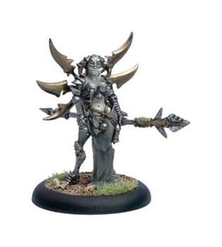 Cryx Warcaster Deneghra Variant BLI