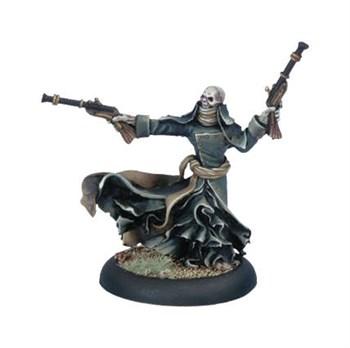 Cryx Pistol Wraith BLI