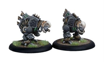 Cryx Nightwretch Bonejacks (2) BLI*