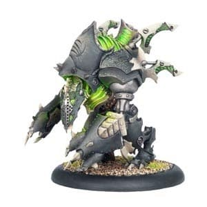 Cryx Erebus  Heavy Warjack Character Upgradge Kit BLI