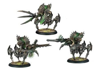 Cryx Des/Harrow/Leviatahn BOX