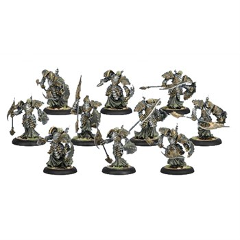 Cryx Bane Knights Unit BOX