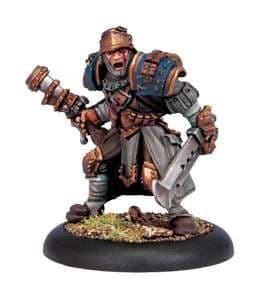 Cygnar  Trencher  Master  Gunner  BLI