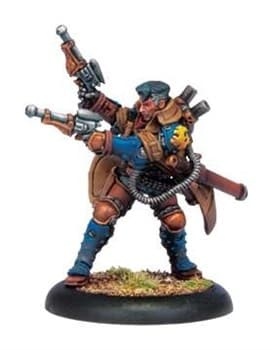 Cygnar  Warcaster  Lt.  Allister  Caine  -0  2009  BLI