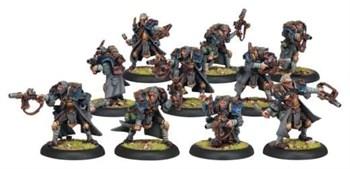 Trencher  Commandos  (10)  BOX