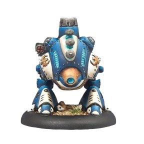 Cygnar  Squire  Warcaster  Attachment  BLI
