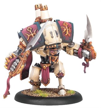Protectorate of Menoth Blood of Martyrs  Heavy Warjack Character Upgradge Kit BLI