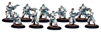 Dawnguard Invictors Retribution Unit (10 Models) BOX