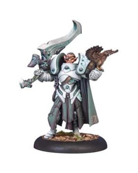 Retribution Warcaster Dawnlord Vyros BLI