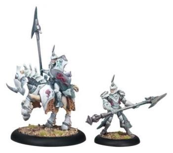 Fane Knight Skeryth Issyen (2 models) BOX