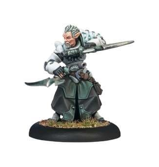 Retribution Warcaster Garryth Blade of Retribution BLI