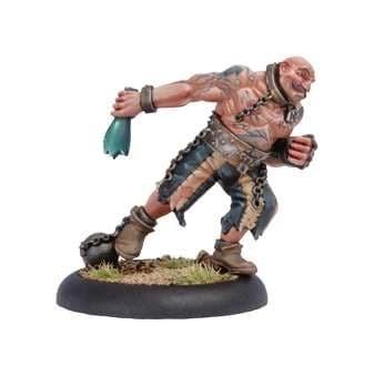 Mercenary Privateer Bloody Bradigan BLI