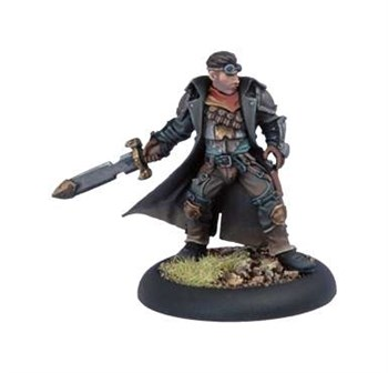 Mercenary Rutger Shaw BLI