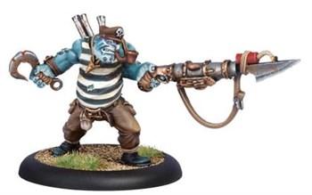 Mercenary Privateer Bosun Grogspar BLI