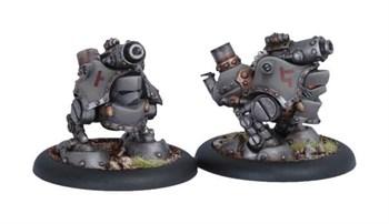 Mercenary Grundback Gunner Rhulic Light Warjacks (2) BLI