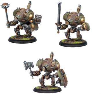 Mercenary Mule/Nomad/Rover Heavy Warjack Plastic BOX