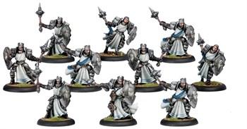 Cygnar Allies Precursor Knights BOX