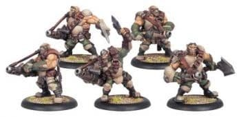 Mercenary Ogrun Assault Corps Unit BOX