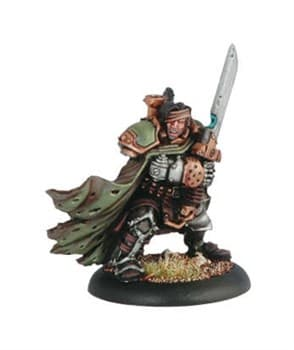 Mercenary Warcaster Magnus the BLI