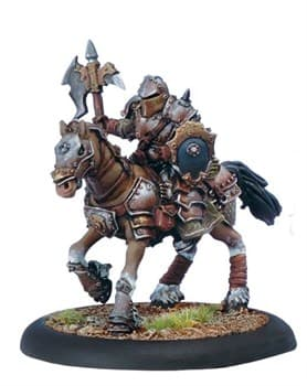 Mercenary Steelhead Heavy Cavalry BLI