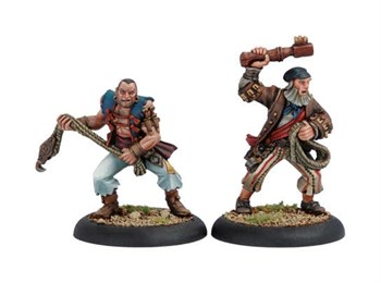 Mercenary Privateer Press Gangers BLI*