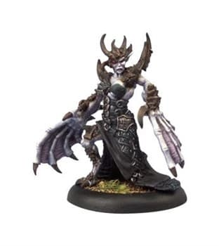 Legion of Everblight Warlock Absylonia BLI