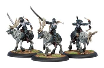 Legion of Everblight Raptors Unit BOX*
