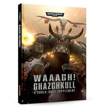 Waaagh! Ghazghkull (2nd Ed.) (S/B) (Eng)