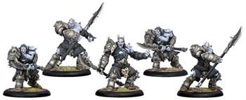 Legion Blighted Ogrun Warmonger Unit BOX