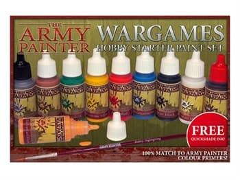 Warpaints Starter Paint Set (5)
