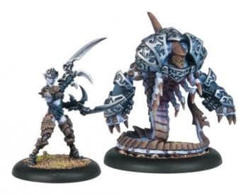 Legion of Everblight Bethyane and BOX