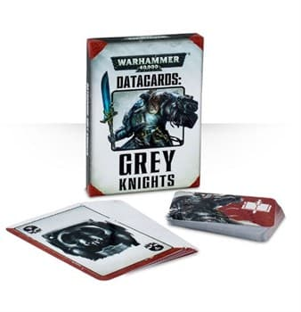 Информационные Карты: Серые Рыцари (Datacards: Grey Knights (eng)) .57-02-60
