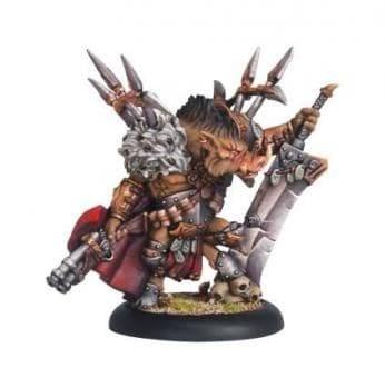 Minion Farrow Warlock Lord Carver, BMMD, Esq. III BLI