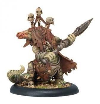 Minion Gatorman Warlock Bloody Barn BLI