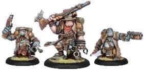 Trollblood Hunters Grim Warlock BLI