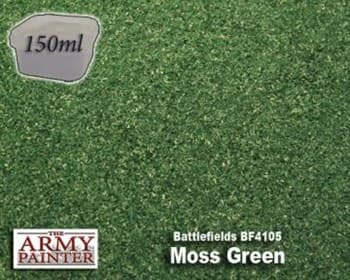 Moss Green (Флок Зеленый Мох) BF4002(6)