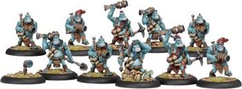Trollblood Pyg Burrowers Unit BOX