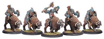 Trollblood Long Riders Cav BOX