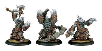 Trollblood Runeshapers (3 Models) BLI