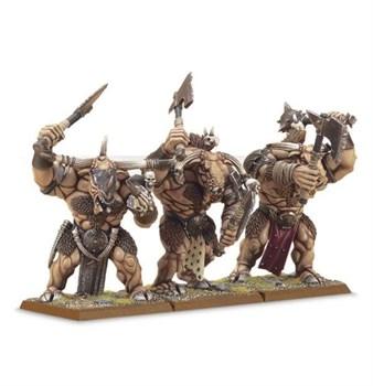 Beastmen Minotaurs
