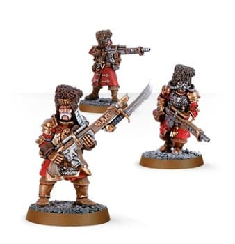 Vostroyan Troops 1