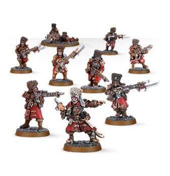 Vostroyan Firstborn Squad