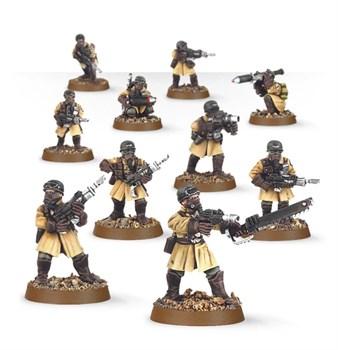 Steel Legion Squad