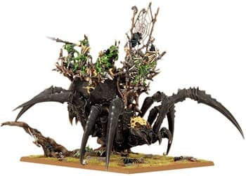 Orcs & Goblins Arachnarok Spider